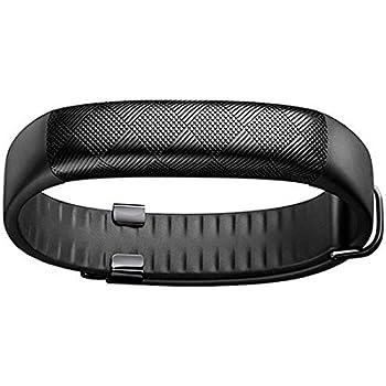 【日本正規代理店品】Jawbone UP2 ワイヤレス フィットネストラッカーリストバンド ブラックダイヤモンド JL03-0303AGD-JP