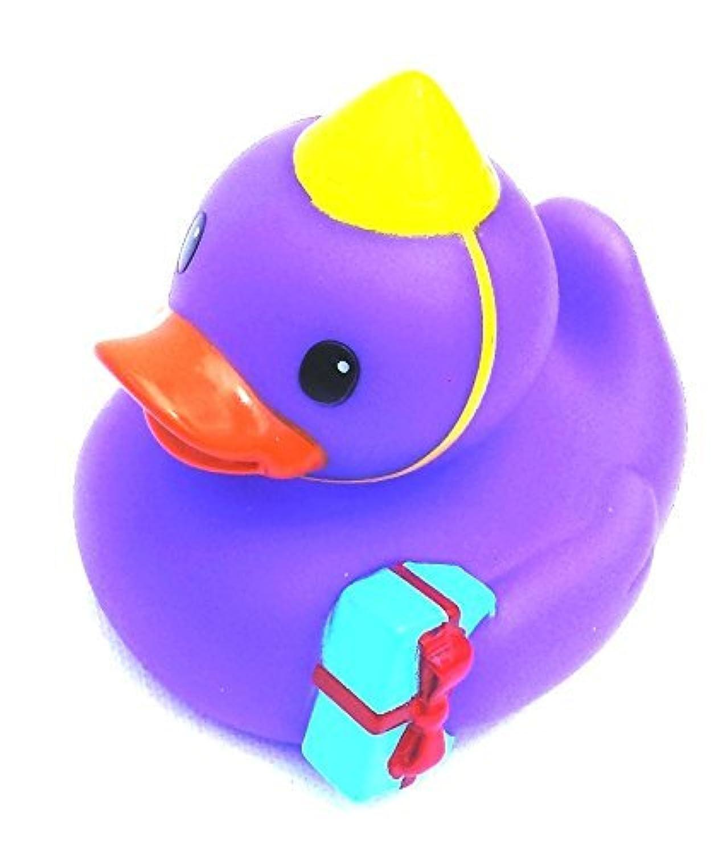 Rubber Ducky~ Purple Birthday [並行輸入品]