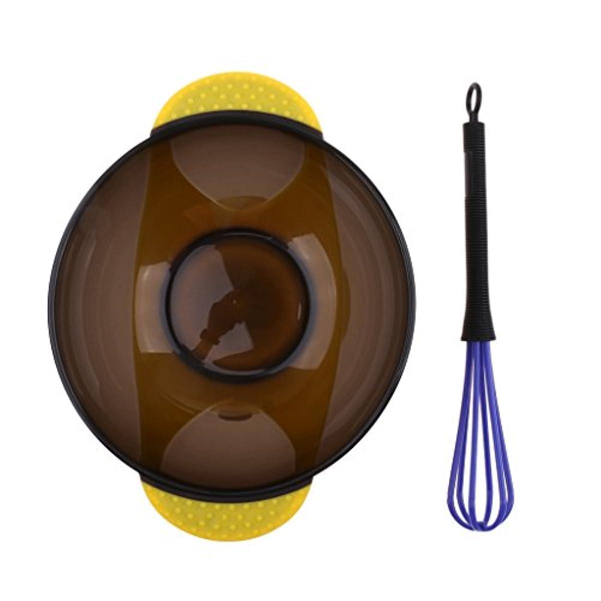 シガレット未使用カバレッジサロン ヘアカラー ミキシングボウル 理髪美容師用 プラスチックボウル 着色ツール