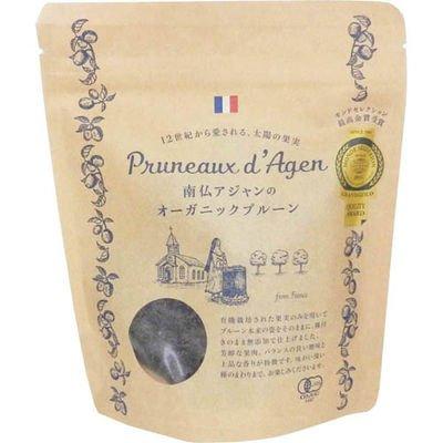 丸成商事 南仏アジャンのオーガニックプルーン 200g E528599H