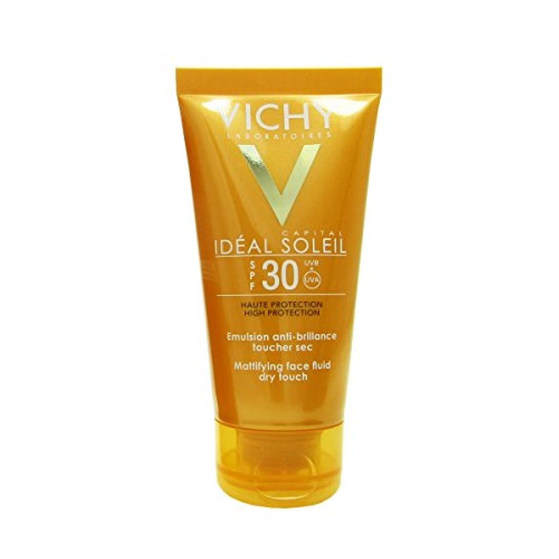 メールを書く協力求めるVichy Capital Soleil Ideal Soleil Spf30 Dry Touch Fluid 50ml [並行輸入品]