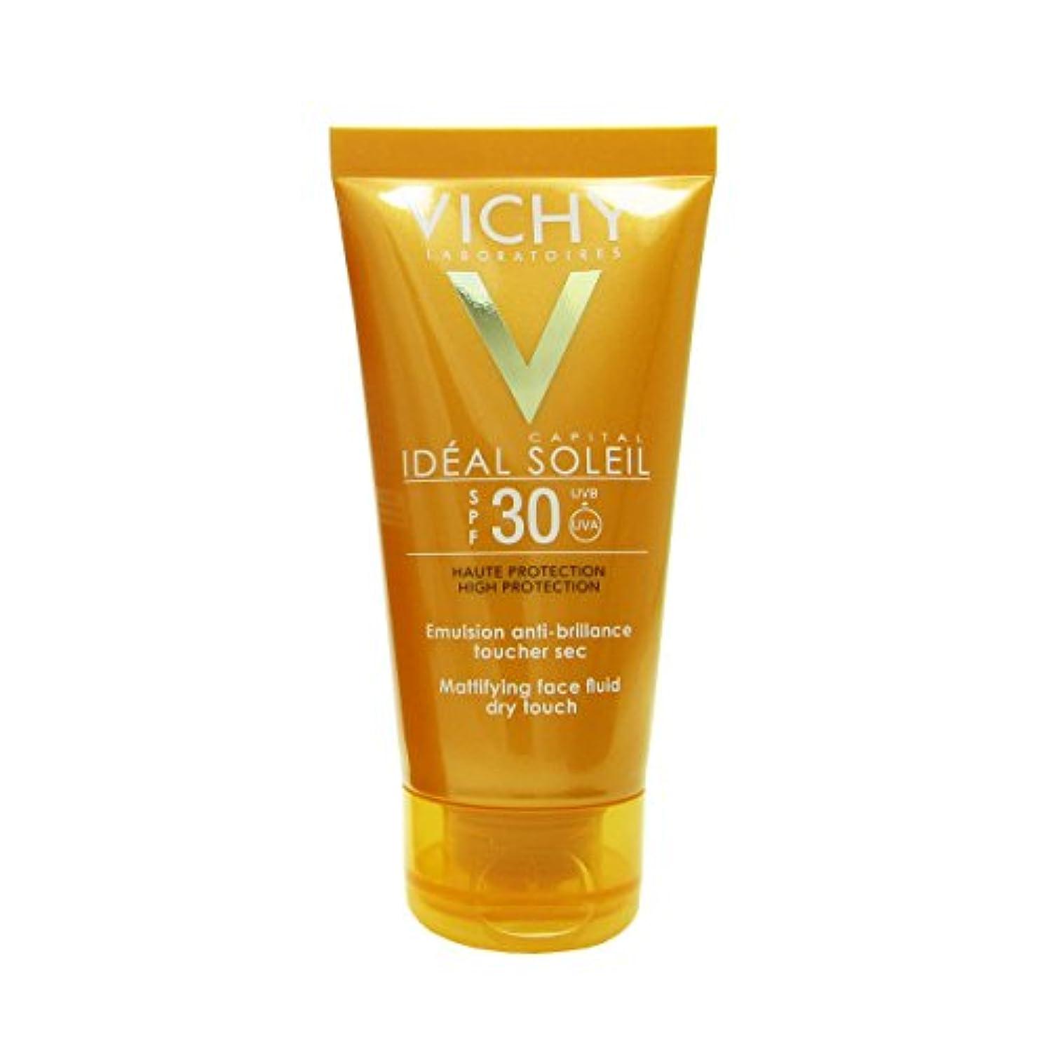 メモルビー動くVichy Capital Soleil Ideal Soleil Spf30 Dry Touch Fluid 50ml [並行輸入品]