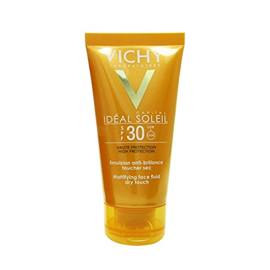 水素キャンベラやがてVichy Capital Soleil Ideal Soleil Spf30 Dry Touch Fluid 50ml [並行輸入品]