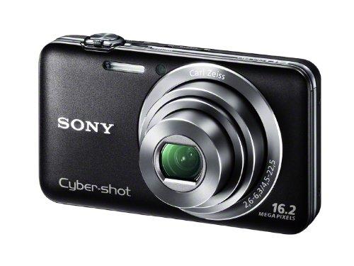 ソニー SONY デジタルカメラ Cyber-shot WX30 (1620万画素CMOS/光学x5) ブラック DSC-WX30/B