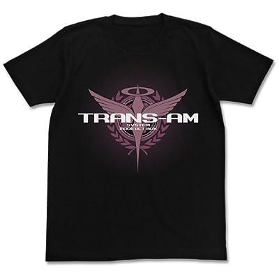 機動戦士ガンダム00 トランザムTシャツ ブラック Lサイズ