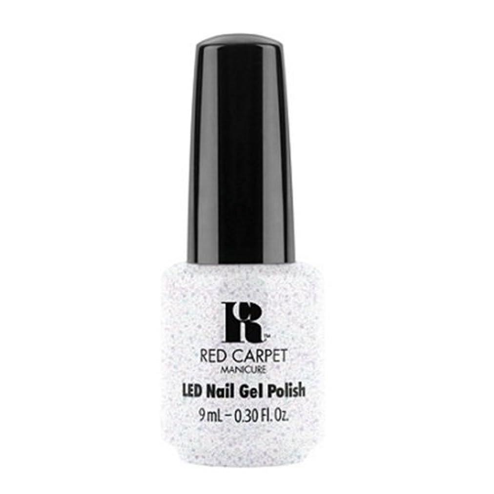 Red Carpet Manicure - LED Nail Gel Polish - Rising Star - 0.3oz / 9ml