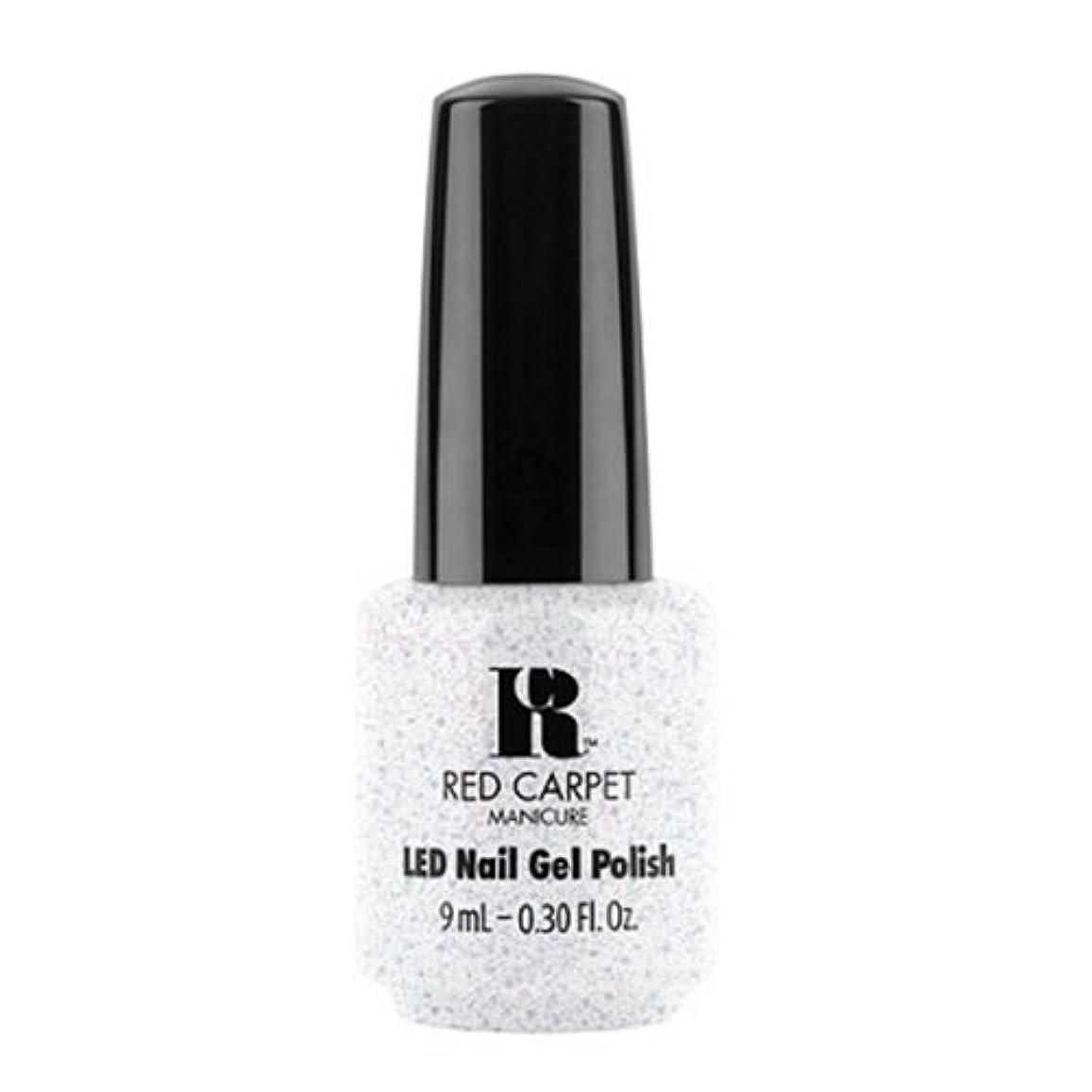 ディレクトリ半径残りRed Carpet Manicure - LED Nail Gel Polish - Rising Star - 0.3oz / 9ml