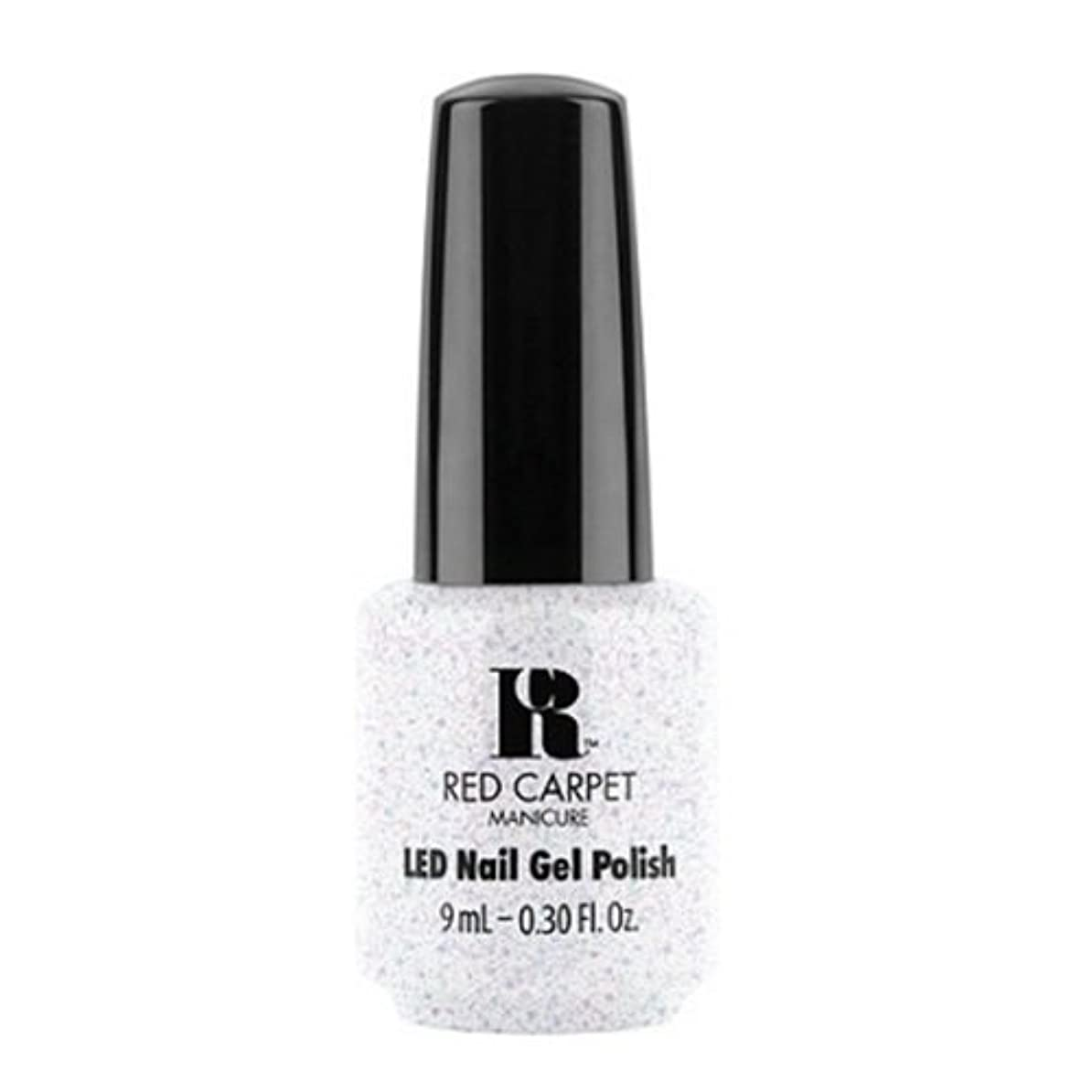 描く北極圏逸話Red Carpet Manicure - LED Nail Gel Polish - Rising Star - 0.3oz / 9ml