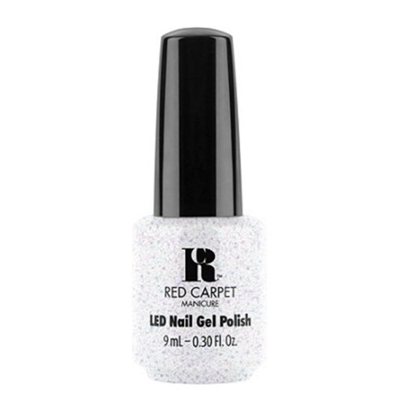 忍耐アナロジー敵Red Carpet Manicure - LED Nail Gel Polish - Rising Star - 0.3oz / 9ml