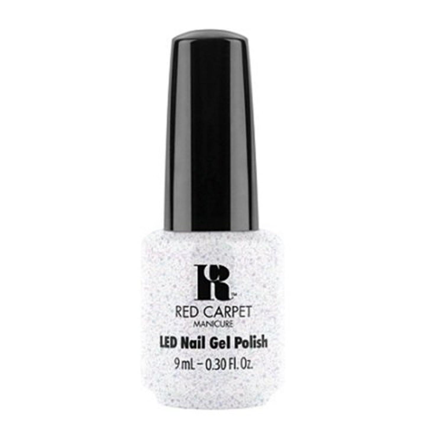 卑しい状況くちばしRed Carpet Manicure - LED Nail Gel Polish - Rising Star - 0.3oz / 9ml