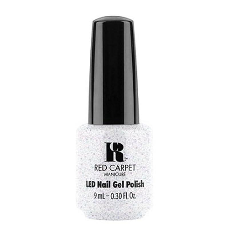 スキャンダルパットに向けて出発Red Carpet Manicure - LED Nail Gel Polish - Rising Star - 0.3oz / 9ml