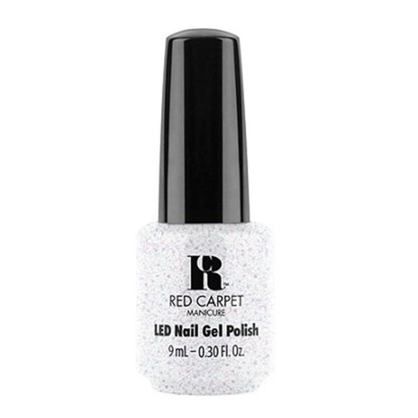 トレードリレーペフRed Carpet Manicure - LED Nail Gel Polish - Rising Star - 0.3oz / 9ml