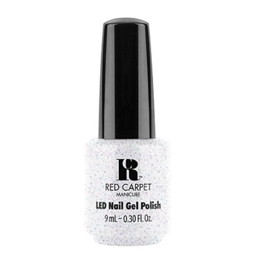 シーフード分泌する静けさRed Carpet Manicure - LED Nail Gel Polish - Rising Star - 0.3oz / 9ml