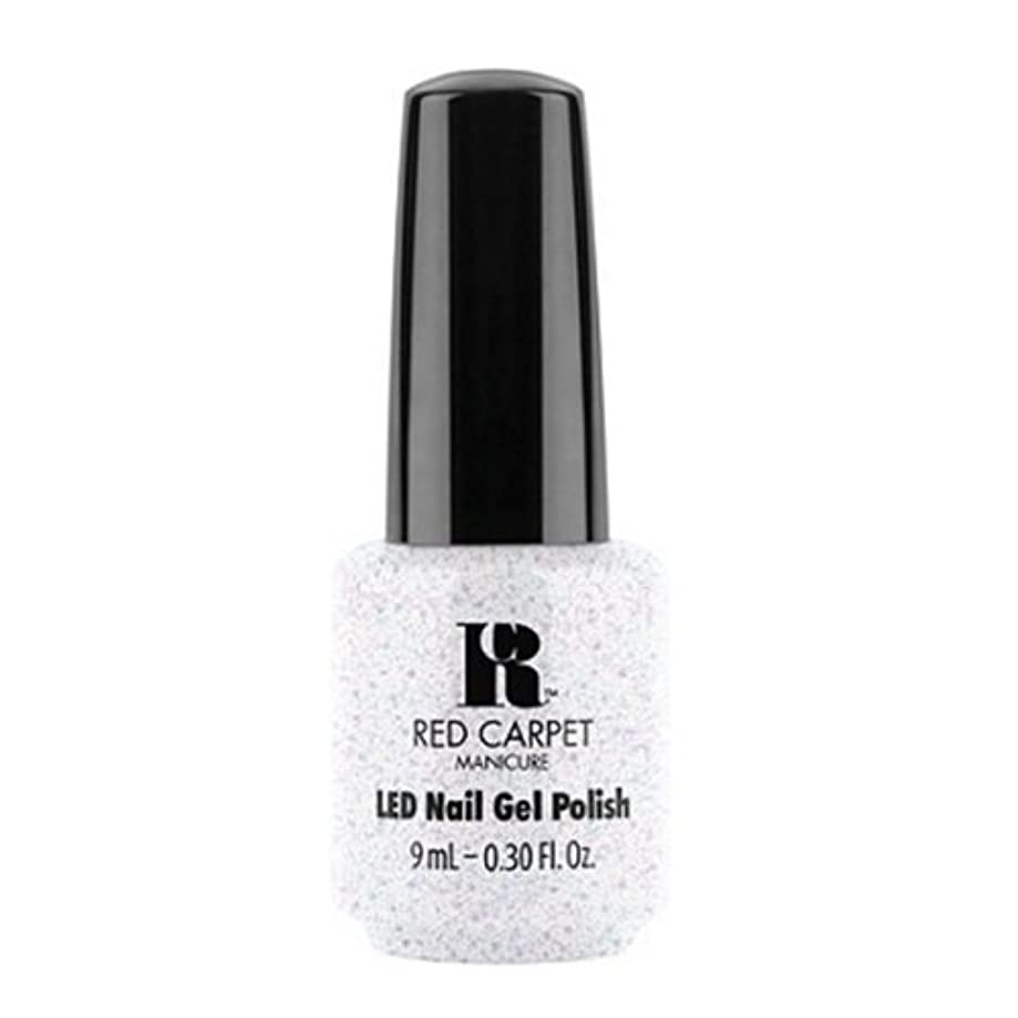 下るラッカスすぐにRed Carpet Manicure - LED Nail Gel Polish - Rising Star - 0.3oz / 9ml