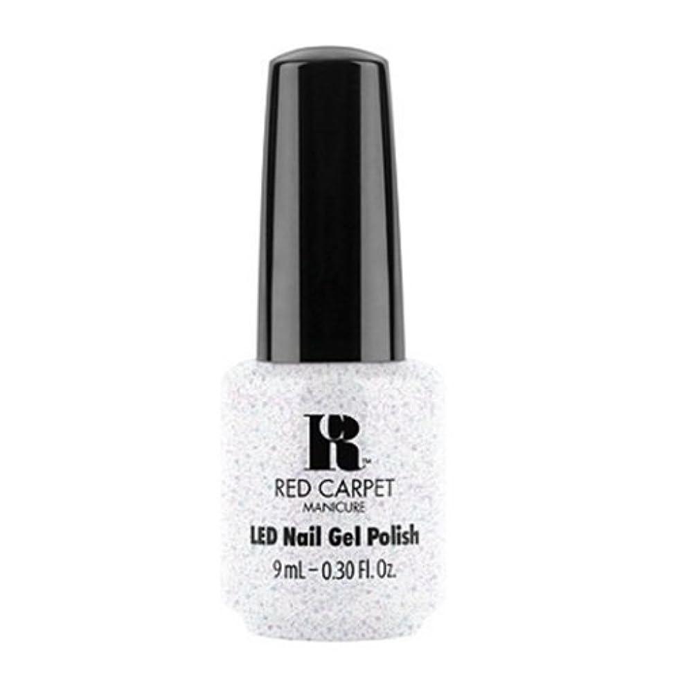 リフレッシュ神話懺悔Red Carpet Manicure - LED Nail Gel Polish - Rising Star - 0.3oz / 9ml