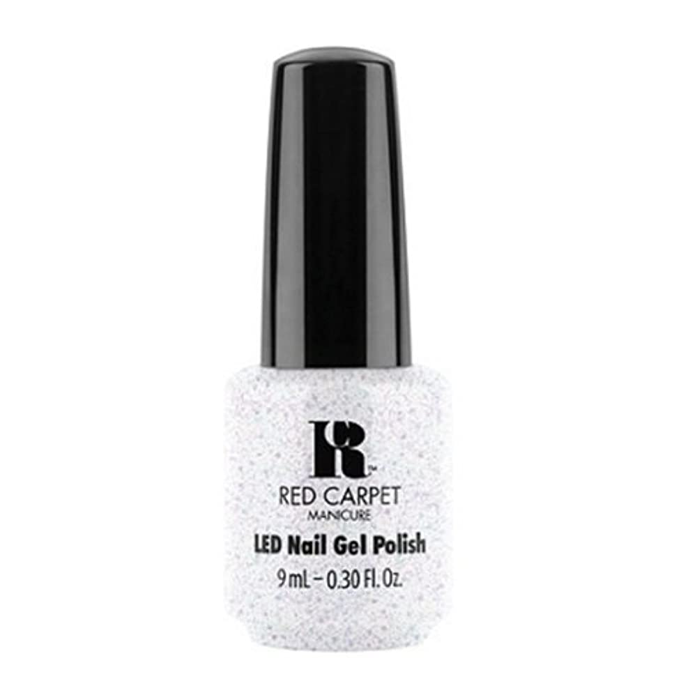祭司隠応答Red Carpet Manicure - LED Nail Gel Polish - Rising Star - 0.3oz / 9ml
