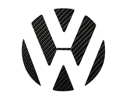 HASEPRO ( ハセ・プロ ) マジカルカーボン【リアエンブレム】( ブラック ) VW パサート / CC CEV3