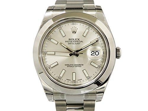 ロレックス デイトジャストII 116300 シルバー メンズ 腕時計 [並行輸入品]