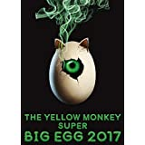 【Amazon.co.jp限定】THE YELLOW MONKEY SUPER BIG EGG 2017(Blu-Ray)(チケットホルダー付)