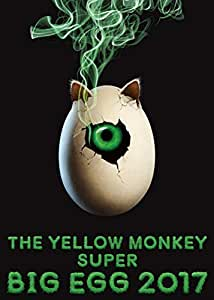 【Amazon.co.jp限定】THE YELLOW MONKEY SUPER BIG EGG 2017(Blu-Ray)(チケットホルダー付)