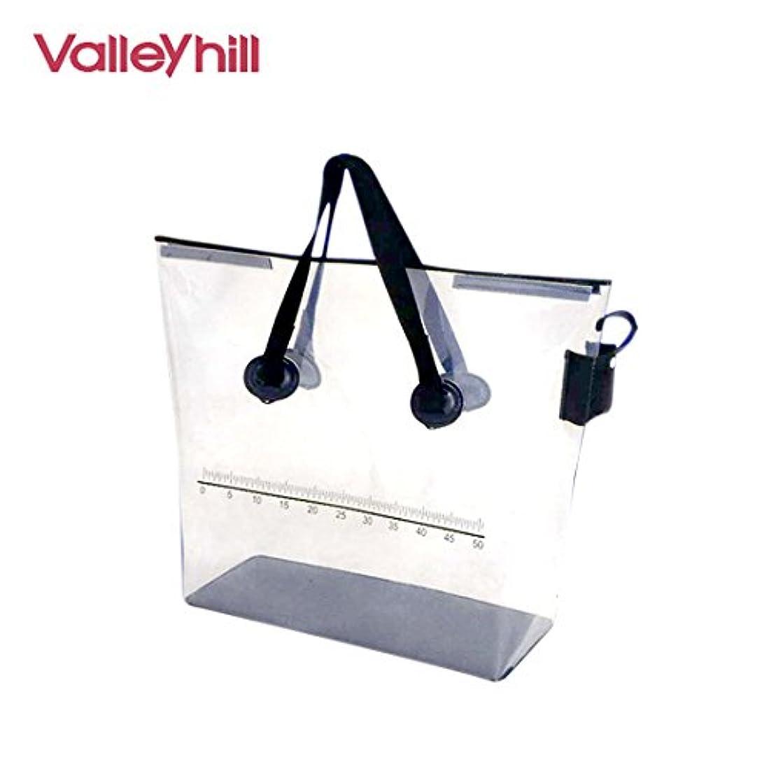 量でニッケル生き返らせるバレーヒル(ValleyHill) 渓流バッグ VHウェインバック 600×600 クリアー 41031