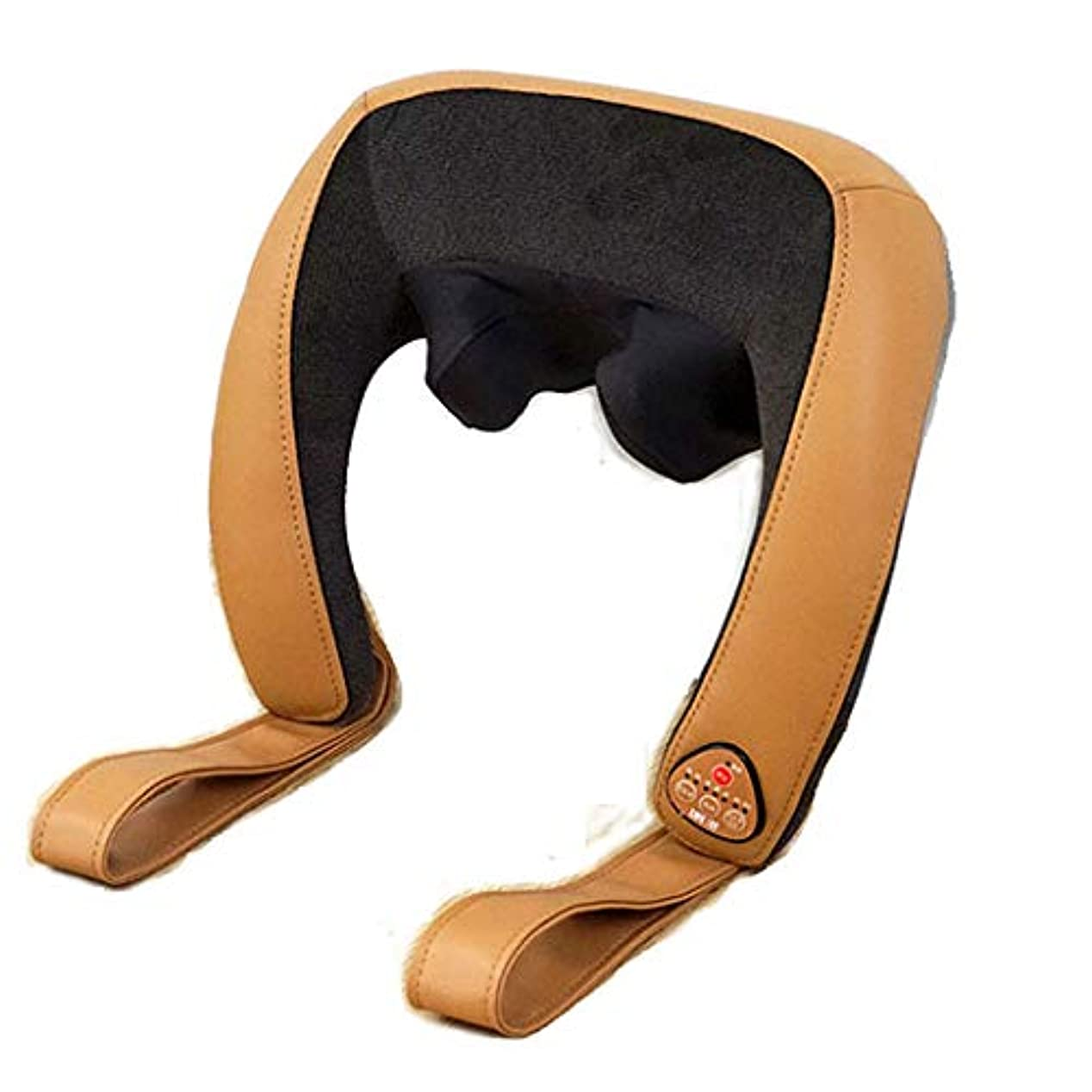 直感ビリーヤギ存在するLIFE FIT ライフフィット 親孝行 マッサージ器 「もみたたき機能搭載」首?肩マッサージ 肩こり改善