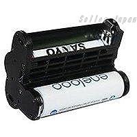PENTAX K-r K-30 用 単三型電池ホルダー セット 携帯に便利!! 電池ケース付き D-BH109互換品 (D-BH109互換品) 電池ケース付き