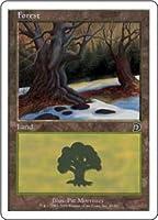 英語版 デッキマスターズ Deckmasters DKM 森 Forest (#49) マジック・ザ・ギャザリング mtg