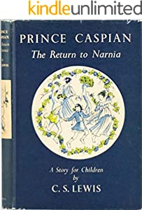 Prince Caspian (English Edition)