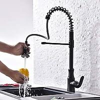 どのように-キッチン用蛇口 @水栓 - アンティーク オイルブロンズ 標準スパウト センターセット,アメリカとカナダ