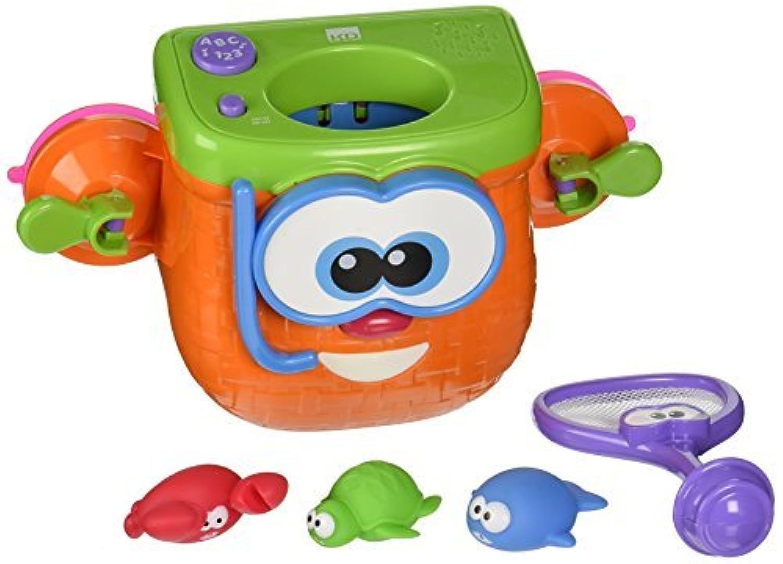 Kidz Delight My Bath Time Fishing Basket [並行輸入品]