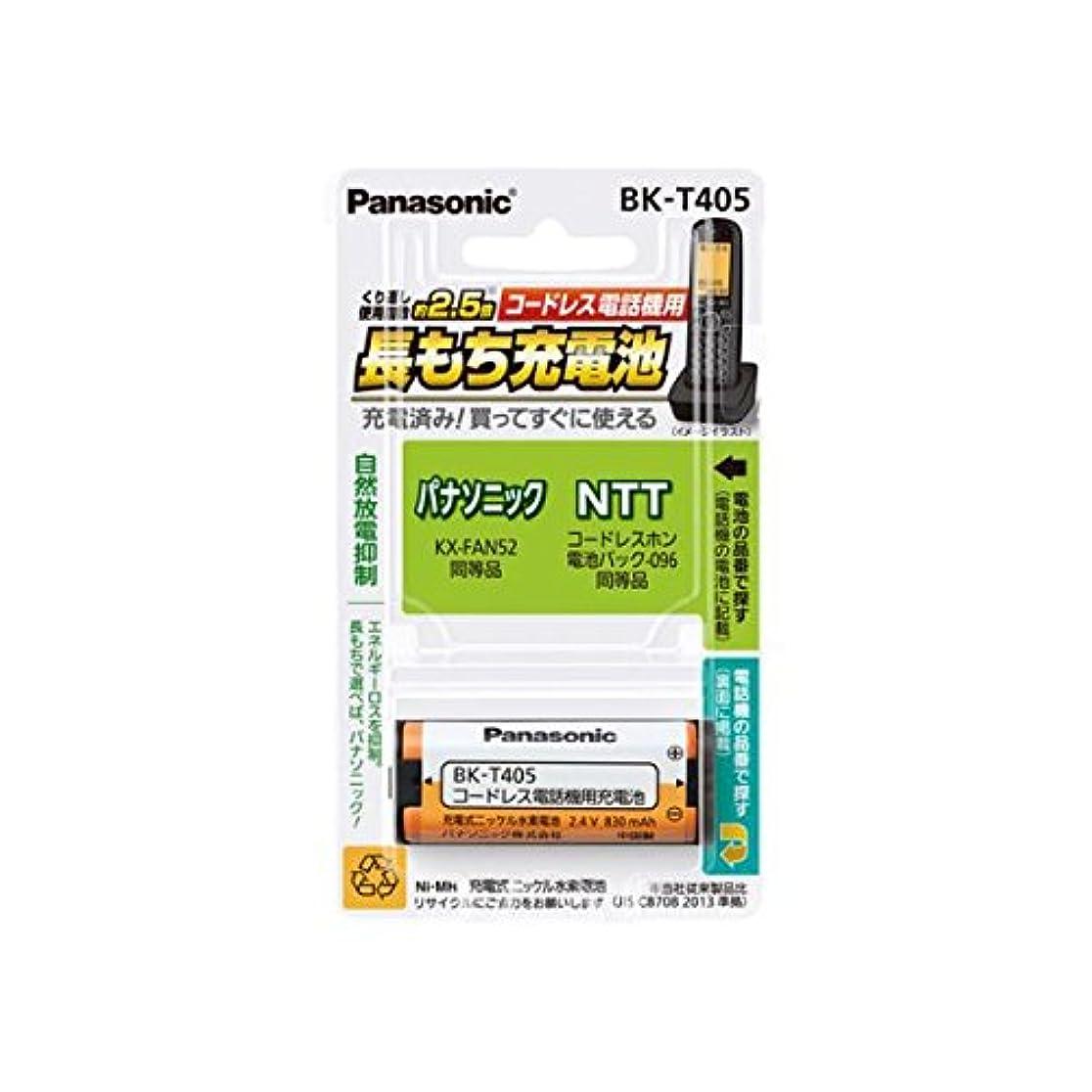 立法どれか扱うパナソニック(家電) 充電式ニッケル水素電池 BK-T405 AV デジモノ パソコン 周辺機器 その他のパソコン 周辺機器 top1-ds-1946605-ak [簡易パッケージ品]