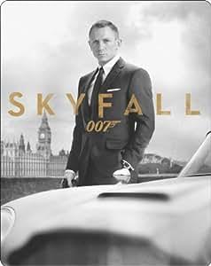 007/スカイフォール ブルーレイ版スチールブック仕様 [Blu-ray]