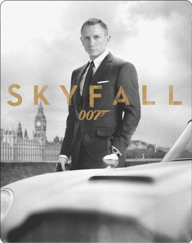 007/スカイフォール ブルーレイ版スチールブック仕様 [Blu-ray]の詳細を見る