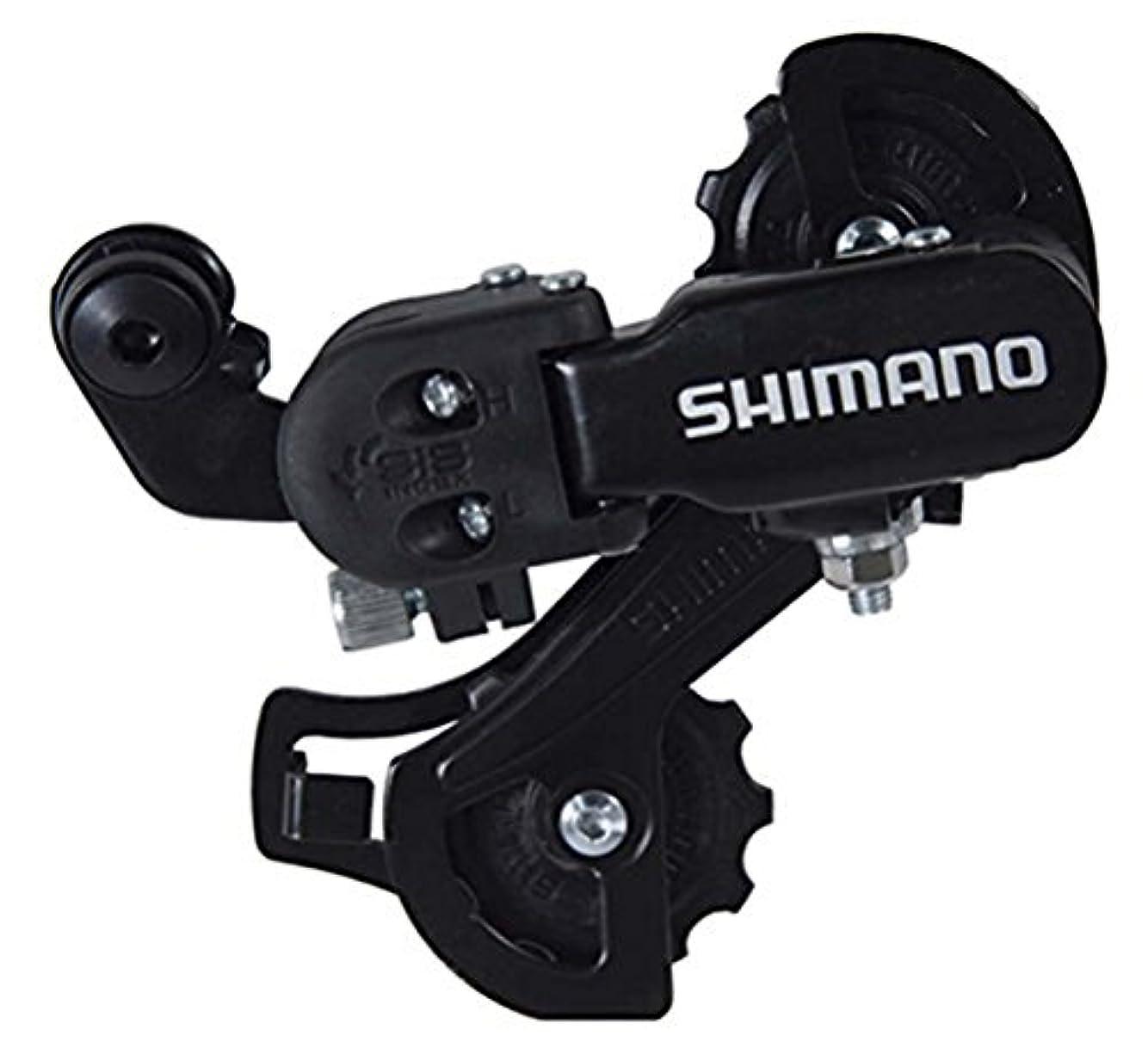 パフ甘いぞっとするようなシマノ RD-TZ31 リアディレイラーハンガーマウント/ダイレクトマウントプリセット 6/7/8 スピード