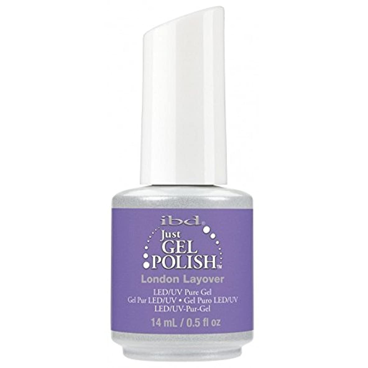 銀行面白い影響するibd Just Gel Nail Polish - Summer 2017 Destination Colour Collection - London Layover - 14ml / 0.5oz
