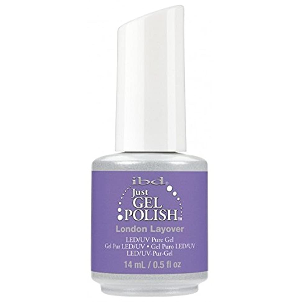 ペルソナ反射水素ibd Just Gel Nail Polish - Summer 2017 Destination Colour Collection - London Layover - 14ml / 0.5oz