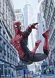 S.H.フィギュアーツ スパイダーマン アップグレードスーツ (スパイダーマン:ファー・フロム・ホーム) 約150mm ABS&PVC製 塗装済み可動フィギュア 画像