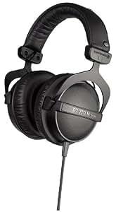 【国内正規品】beyerdynamic 密閉型オーバーヘッドヘッドホン 高遮音・ロングコードドラムレコーディング用 DT 770 M