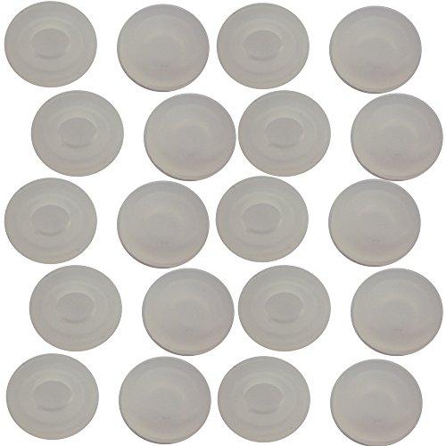 [해외]부품 및 부품 국산 귀걸이 실리콘 패드 실리콘 커버 쉽게 장착 3 사이즈 S 사이즈 (구멍 소) S 사이즈 (穴大) L 사이즈 10 쌍 (20 개)/Parts and parts Domestic earrings Silicone pad Silicone cover Easy installation 3 size S size (small hole...