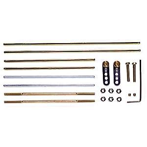 タミヤ 楽しい工作シリーズ No.105 3mmシャフトセット (70105)