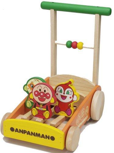 アンパンマン カタカタ押し車
