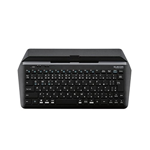 エレコム Bluetoothキーボード マルチデバイス (Wi...