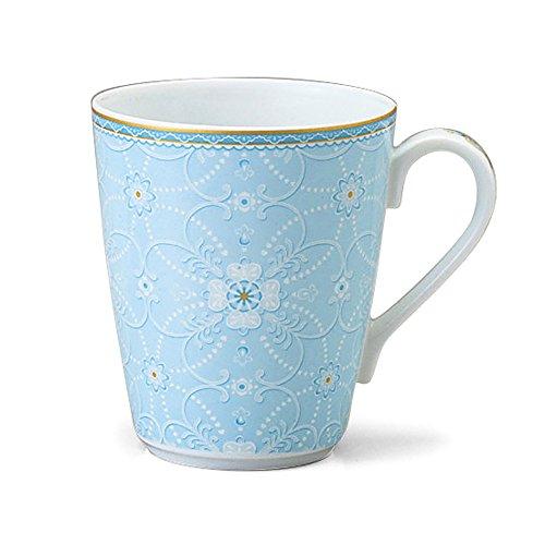NARUMI(ナルミ) マグカップ(イングリッシュトラッドブルー) 300cc 41367-6152 日本製