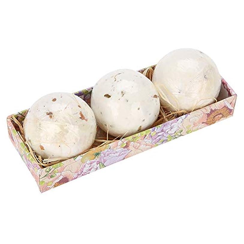 年次ペニー集まるバスボム 4枚入り 爆弾バスボール 入浴剤 入浴料 セットお風呂用 海塩 潤い 肌に良い 痒み止め 贈り物 ギフト