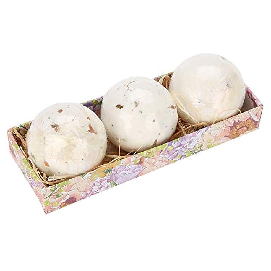 ノーブル関係文明化バスボム 4枚入り 爆弾バスボール 入浴剤 入浴料 セットお風呂用 海塩 潤い 肌に良い 痒み止め 贈り物 ギフト