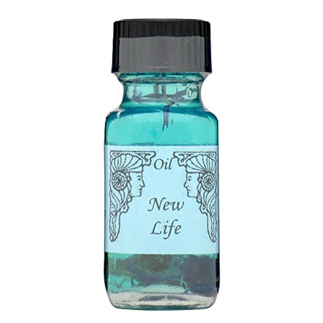 誇大妄想報復流行アンシェントメモリーオイル ニューライフ (新しいチャンスと新しい始まり) 15ml (Ancient Memory Oils)