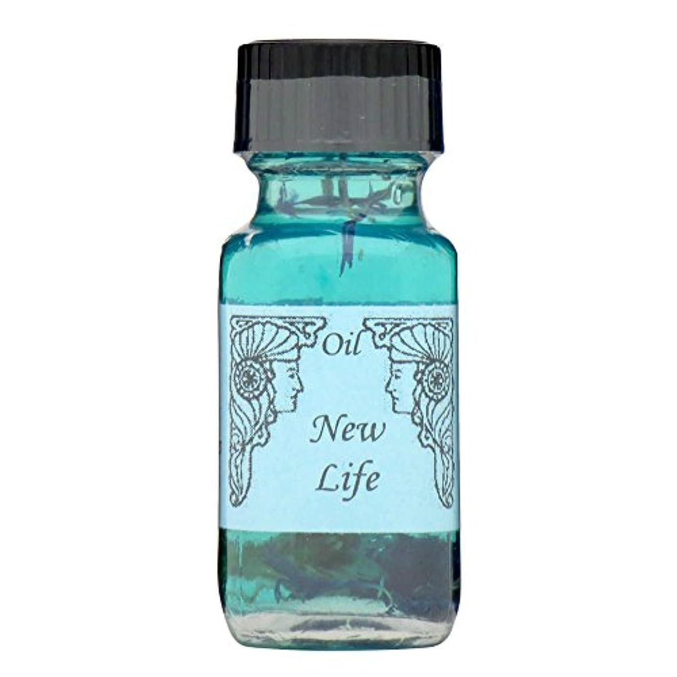 ピケ流出花に水をやるアンシェントメモリーオイル ニューライフ (新しいチャンスと新しい始まり) 15ml (Ancient Memory Oils)