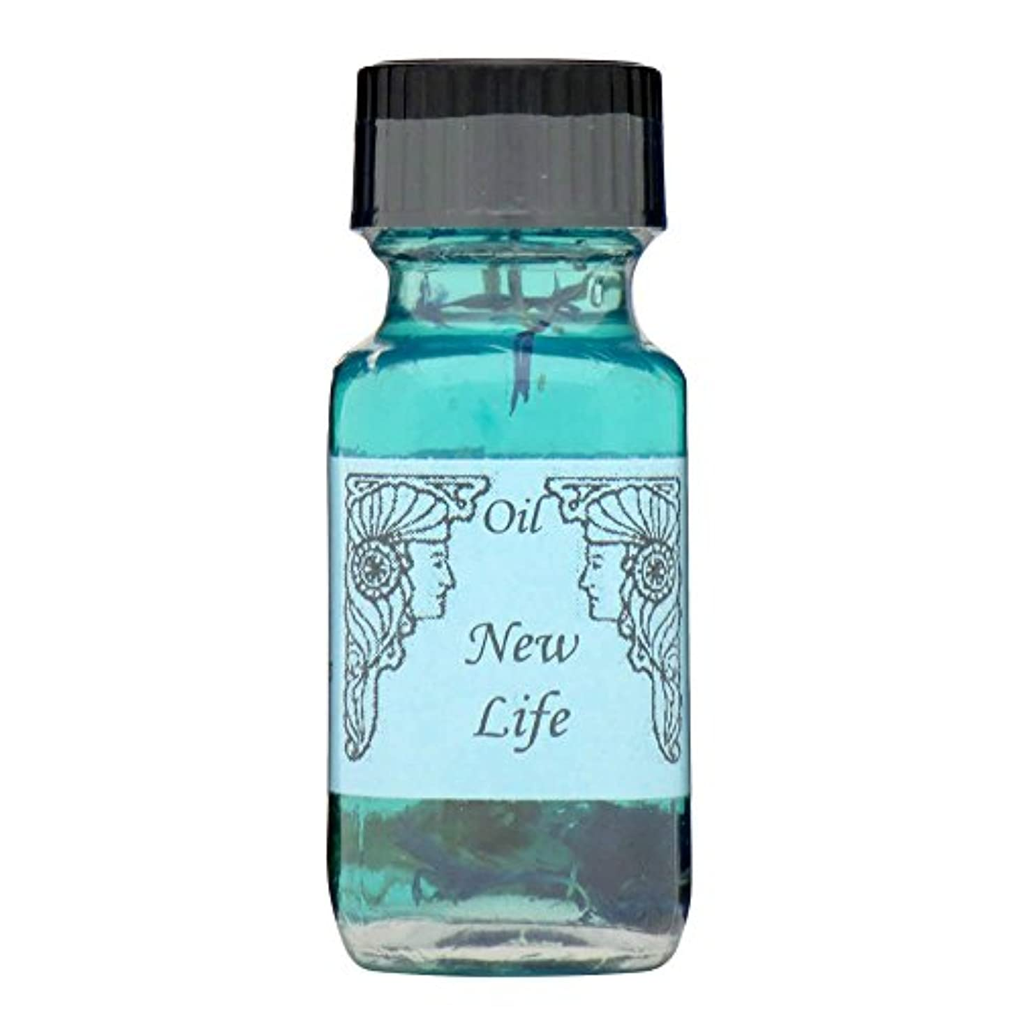注釈暴動めまいがアンシェントメモリーオイル ニューライフ (新しいチャンスと新しい始まり) 15ml (Ancient Memory Oils)