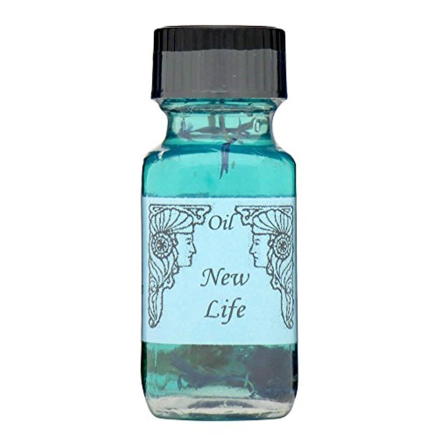 ブロック気体の運命的なアンシェントメモリーオイル ニューライフ (新しいチャンスと新しい始まり) 15ml (Ancient Memory Oils)